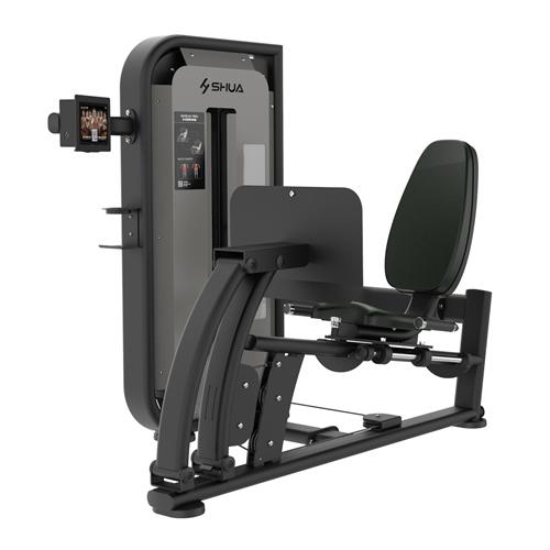 德赢vwin开户 坐式蹬腿训练器(触屏版) SH-G6809T