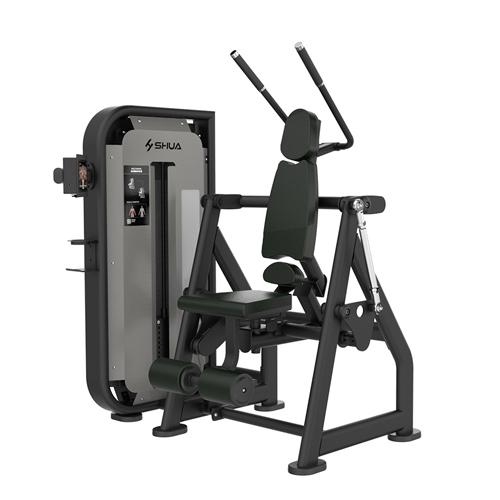 德赢vwin开户 坐式腹肌训练器(触屏版) SH-G6816T