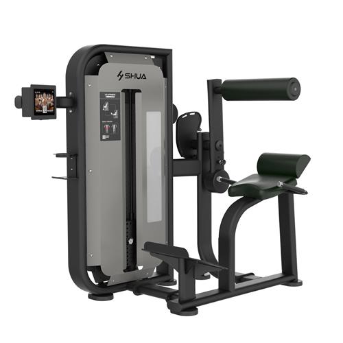 德赢vwin开户 背肌伸展训练器(触屏版) SH-G6817T
