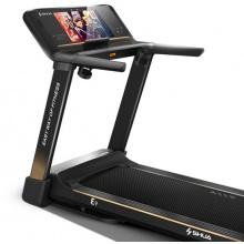 德赢vwin开户 vwinAC娱乐家用 智能微信互联E9 可折叠静音室内健身器材 SH-T5100TI素墨黑【大屏版】